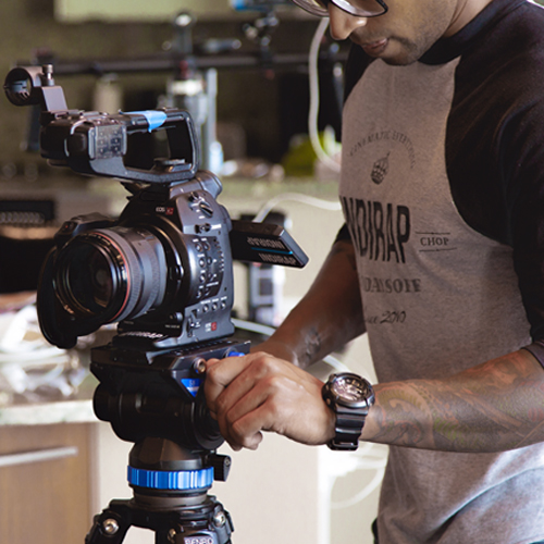 Productor Audiovisual
