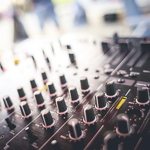 Prouccion sonido